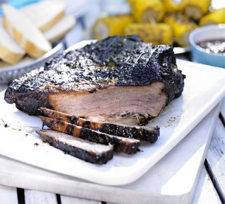Texas barbecue brisket bbcgoodfood