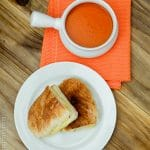 Receita: Tomato Soup and Grilled Cheese