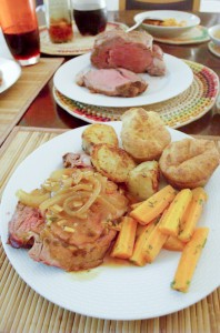 Como é o Sunday Roast – por Tom Le Mesurier