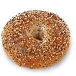 Como é o Everything Bagel