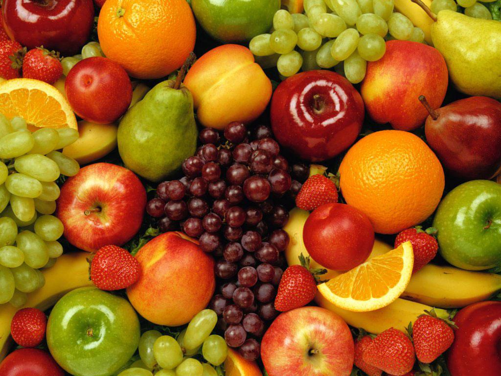 frutas em inglês