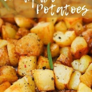 Receita de Breakfast Potatoes   Inglês Gourmet