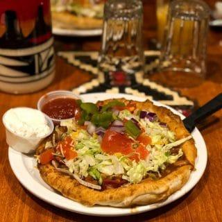 Como fazer um Navajo Taco | Inglês Gourmet