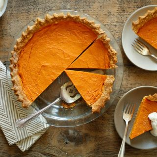 Sweet Potato Pie - NYT Cooking