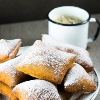Receita de Beignets, um clássico de New Orleans | Inglês Gourmet
