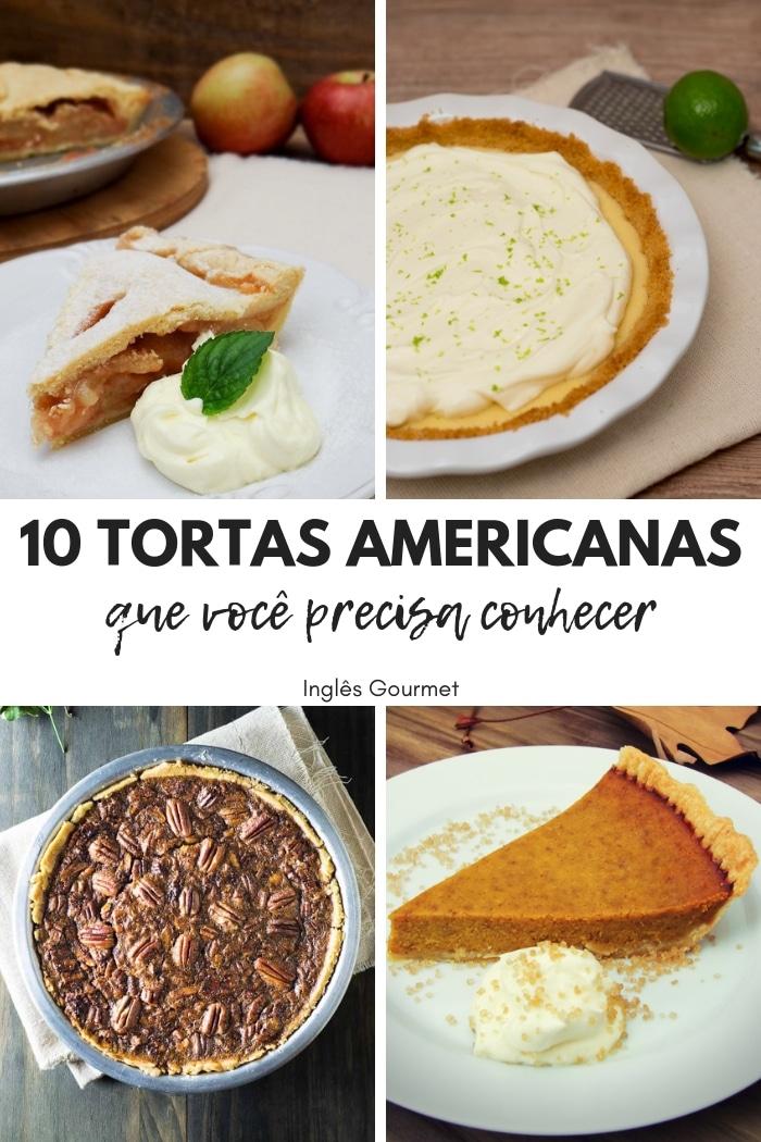 10 Tortas Americanas que você precisa conhecer | Inglês Gourmet