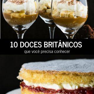 10 Doces Britânicos que você precisa conhecer   Inglês Gourmet