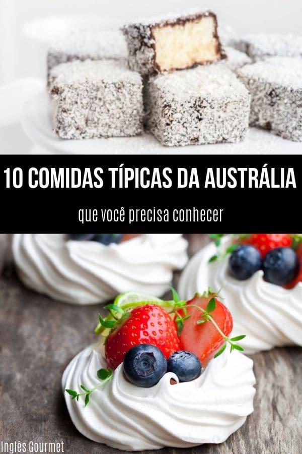 comida australiana