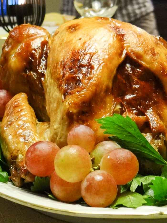 Peru de Thanksgiving