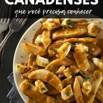 10 Pratos Canadenses que você precisa conhecer | Inglês Gourmet
