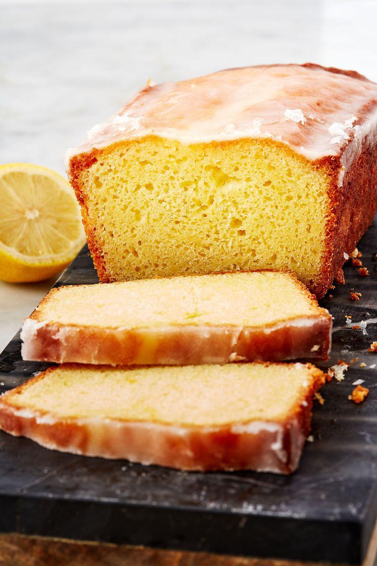 bolo de limão siciliano - fonte: Delish