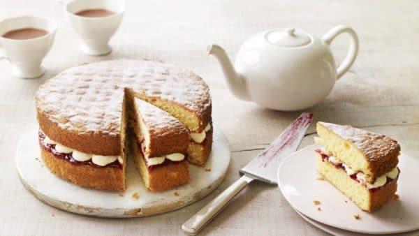 bolos britânicos